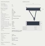 Bafang accu 43v, 750WH, 17.5 Ampere Geschikt voor UART en CANBUS_