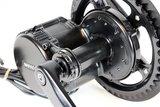 Middenmotor ombouwset Bafang BBS01 250W met bagagedrager accu_