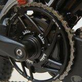 Lekkie Bling Ring voor Bafang BBS01/02 42T Narrow _