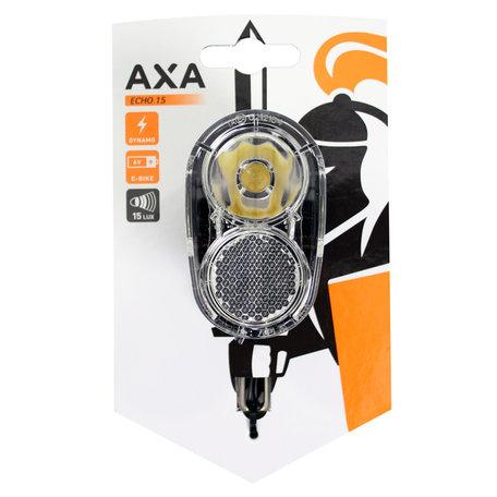 Axa koplamp Echo Led 15 Lux aan/uit