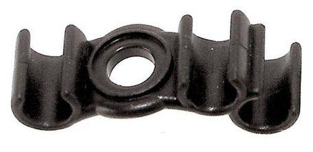 Ebike kabelhouder voor drie kabels