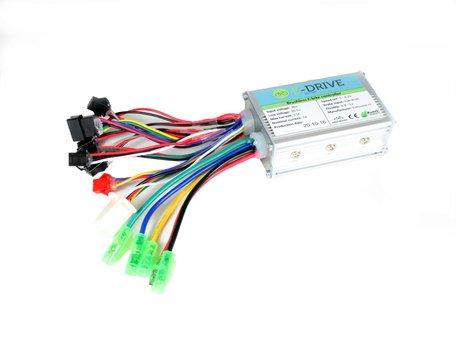 E-Drive Regelaar LED-LCD display 36v 12Amp