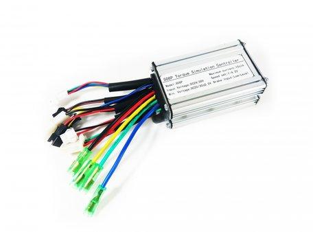 Regelaar sensorless 24v-36v LCD display
