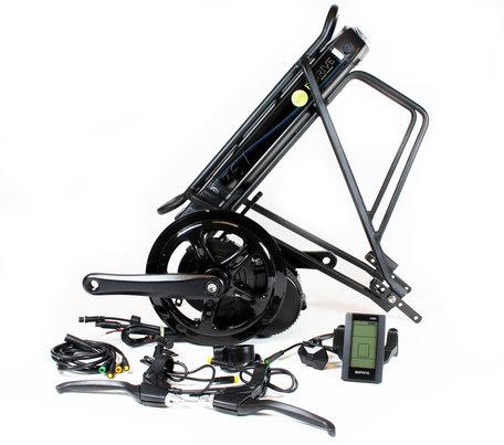 Bakfiets.nl Cargobike Short Middenmotor  Ombouwset