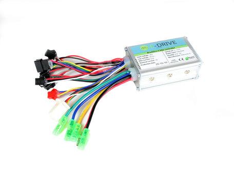 E-Drive Regelaar LED-LCD display 36v 15Amp