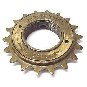 1 speed freewheel