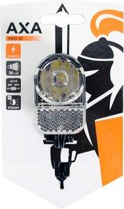 Axa koplamp Echo Led 30 Lux aan/uit,