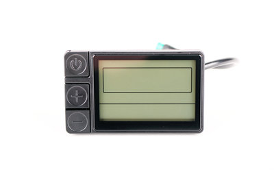 Intelligent 450U LCD Display