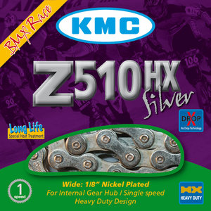 KMC ketting Z510HX extra strong 1/8 brede heavy duty ketting