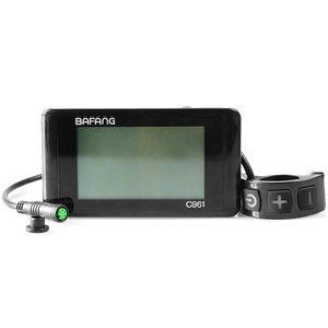 Bafang C961 display